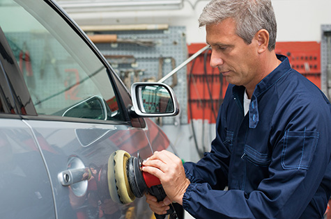 Collision Repair Services for Cars